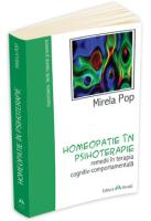 Homeopatia in psihoterapie